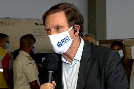 Rio registra queda na taxa de ocupação de leitos da rede pública