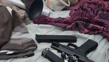 Traficantes são presos durante operação na Baixada Fluminense