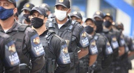 Governo do RJ lançou programa Bairro Seguro nesta segunda