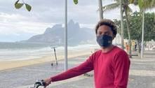 Jovem sofre racismo ao ser acusado de roubar a própria bicicleta