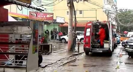 Três pessoas são mortas em ataque no Terreirão, zona oeste do Rio