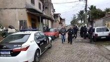 RJ: polícia prende 36 suspeitos em operação contra tráfico