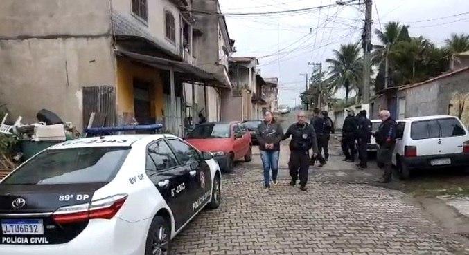 Polícia e MP-RJ faz operação contra 87 traficantes do Rio de Janeiro