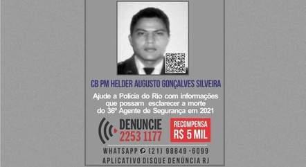 Disque Denúncia oferece recompensa de R$ 5 mil