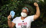 Rio: Passaporte da vacina começa a ser exigido nesta quartaVEJA MAIS