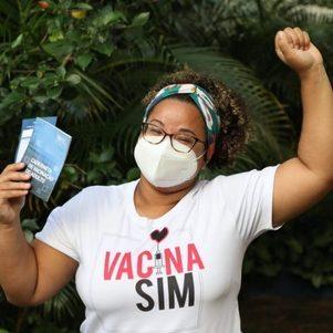 Repescagem da vacinação ocorre neste sábado no Rio