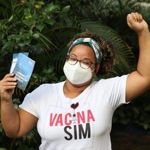 Rio alcança 90% de adultos vacinados com primeira dose