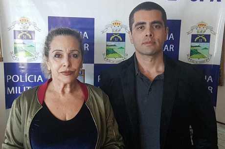 Maria de Fátima e Denis Furtado foram presos