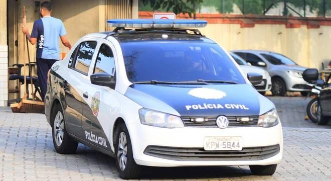 Movimentação na Cidade da Polícia durante a Operação Lawless