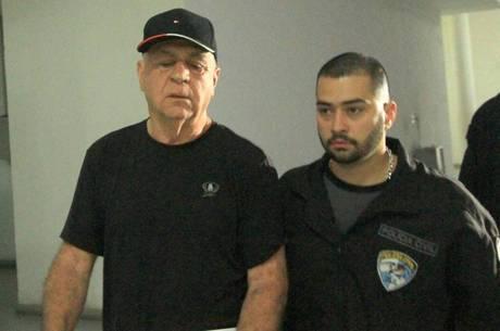 Carlos Moraes foi preso na sexta (27)