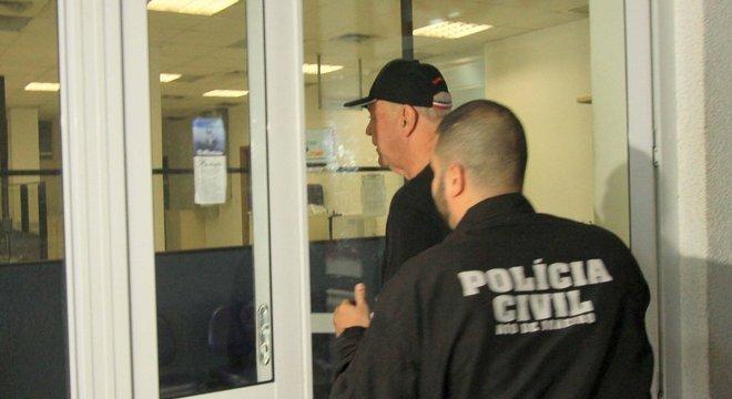 Carlos Moraes prestará depoimento na Cidade da Polícia
