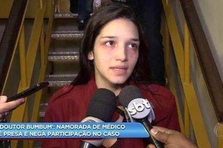 Renata Fernandes nega participação em cirurgia