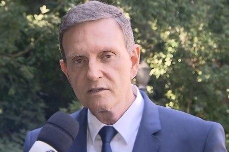 Crivella falou em entrevista à Record TV Rio