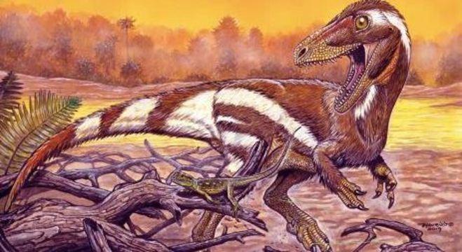 Arastasaurus musenacionali teria penas, 3,12 de comprimento e 35 kg