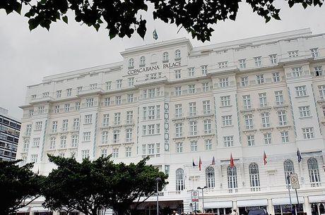 Copacabana Palace está fechado desde 10 de abril
