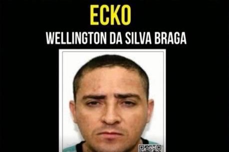Homem é suspeito de integrar quadrilha do miliciano Ecko