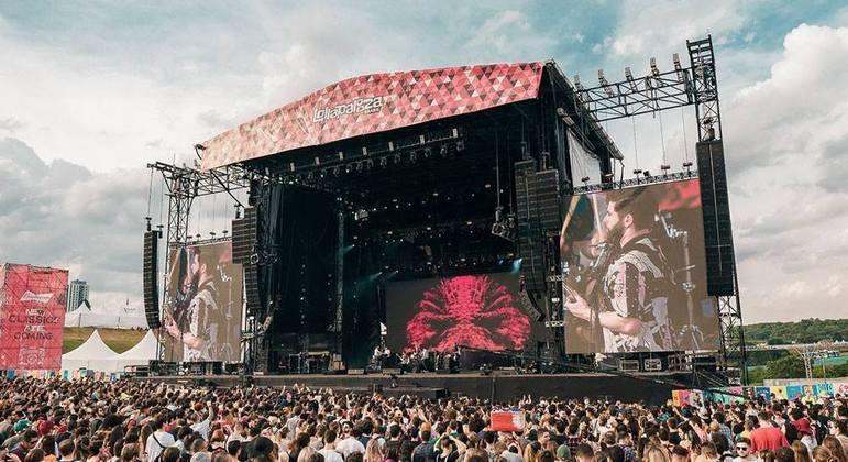 Festival de música foi adiado novamente por conta do agravamento da pandemia de covid-19