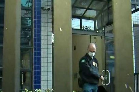 Polícia também  faz buscas na sede do Iabas, em SP