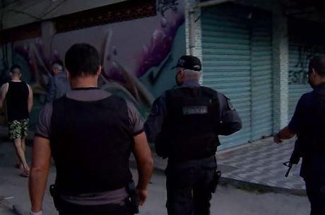 Organização criminosa ameaçava  policiais civis
