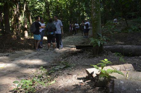 Parque reabriu no último dia 9 para visitantes