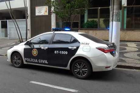 Agentes realizaram a prisão em área nobre de Niterói