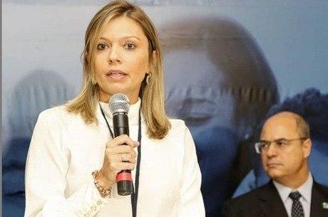 Fernanda Titonel, ex-secretária da pasta