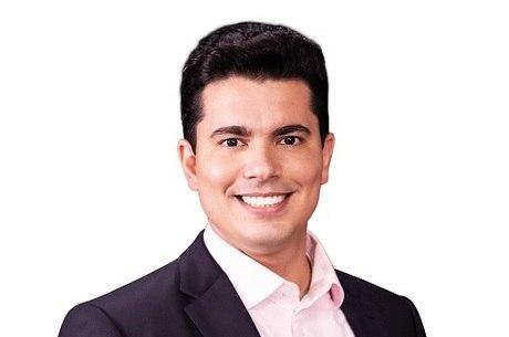 Waguinho estreou  em março de 2020 na Record TV Rio