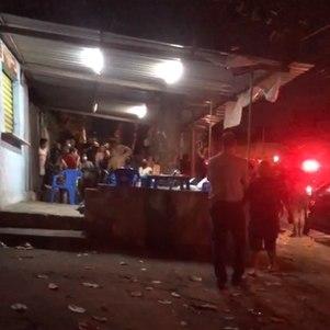 Ataque deixa 3 mortos e 3 feridos