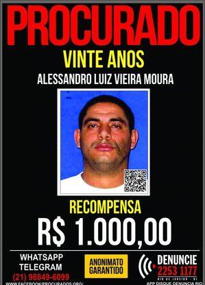 """Alessandro Moura, o """"20 Vintes"""""""