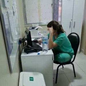 Mulher atuava em hospital particular