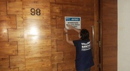 Casa noturna foi interditada na Barra da Tijuca