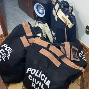 Polícia cumpre mandados hoje (21)