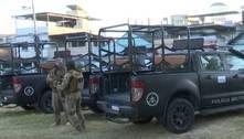MP-RJ realiza operação contra tráfico em Arará e Mandela