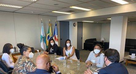 Instituto Marielle Franco se reúne com Justiça do Rio