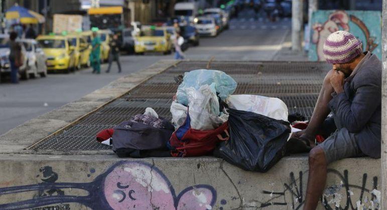 Foram criadas mais cem vagas nos três principais abrigos da cidade