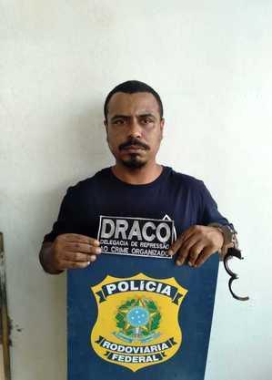 Traficante do Rio é capturado na PB