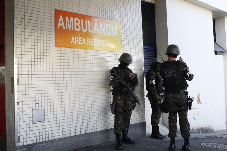 Exército confirma terceira morte de militar em operações no Rio - Notícias  - R7 Rio de Janeiro 8779352e97f