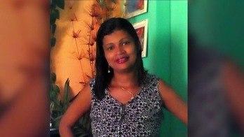 __Hospital confirma morte cerebral de mulher baleada na nuca por PM__ (Reprodução)