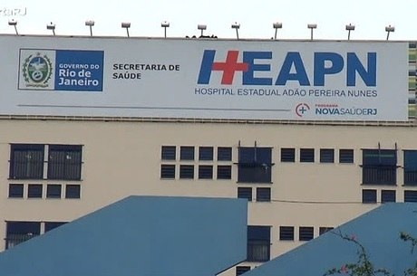 Maria Pétala está internada no hospital Adão Pereira Nunes