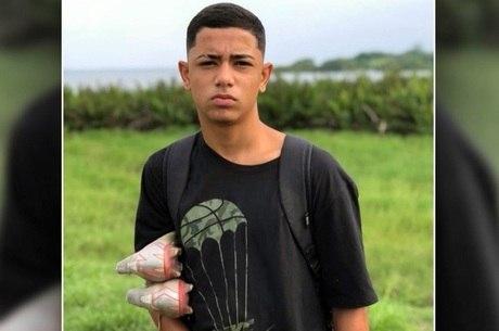 Dyogo, de 16 anos, era atleta da base do América-RJ