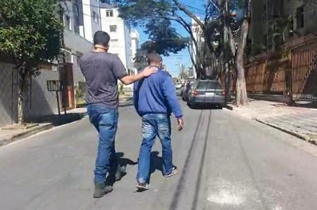 Suspeito foi encontrado em Minas Gerais