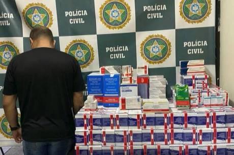 Remédios foram avaliados em R$1 milhão