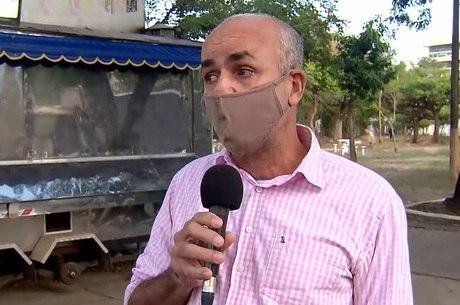 Empresário foi ameaçado e teve food truck atacado
