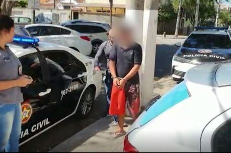 Suspeito será transferido para o Maranhão