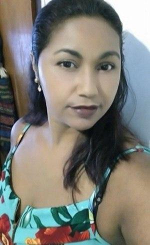 Gilmara foi morta no trabalho