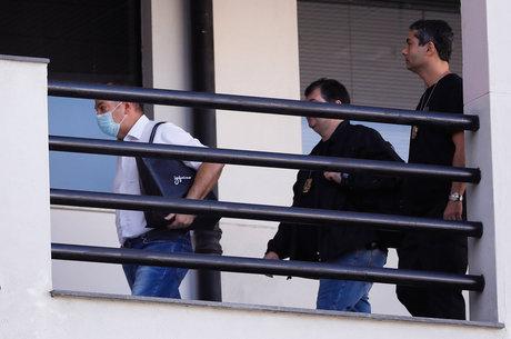 Pastor Everaldo foi levado para sede da PF