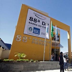 Prisão foi realizada por agentes da 88ª DP (Barra do Piraí)