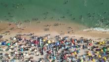 Rio: prefeitura antecipa 'Operação Verão' após aglomeração em praias
