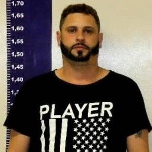 """""""Playboy"""" foi preso em Magé"""