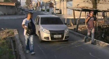 Ponte estreita causa acidentes na Baixada Fluminense